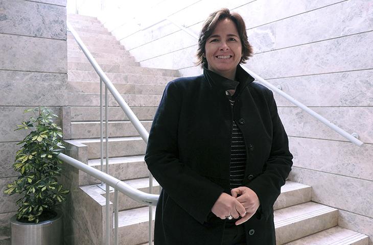 """Yolanda Noguera: """"La fisioterapia en Alicante está creciendo y ..."""