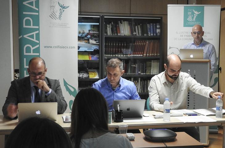 La Asamblea del ICOFCV aprueba por unanimidad la propuesta de presupuestos del 2019