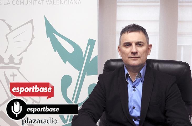José Casaña: 'Las escuelas de fútbol deben siempre tener fisioterapeutas colegiados, con la salud de tus hijos conviene no arriesgar'