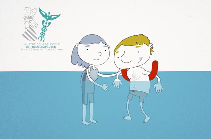 La fisioterapia acuática, una buena herramienta de prevención y tratamiento de lesiones