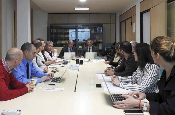 La nueva Junta de Gobierno del ICOFCV se pone en marcha