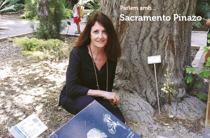 """Sacramento Pinazo: """"Los fisioterapeutas son expertos en el ejercicio. Una parte importante de su trabajo es ayudar a las personas a permanecer activas a medida que envejecen"""""""