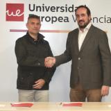 El Colegio de Fisioterapeutas de la Comunidad Valenciana y la Universidad Europea renuevan su convenio de colaboración