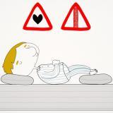 Elegir la almohada correcta contribuye a evitar problemas en las cervicales y la mandíbula