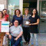 El Colegio de Fisioterapeutas recauda fondos en su IV Jornada Solidaria para las personas con discapacidad física