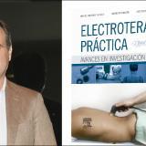 """""""Electroterapia práctica. Avances en investigación clínica"""", nuevo libro de nuestro colegiado José Vte. Toledo Marhuenda"""