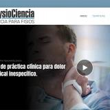 Nace Physiociencia, un portal para divulgar y dar a conocer las últimas investigaciones para los fisioterapeutas