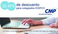 El ICOFCV firma un convenio de colaboración con la empresa CMP
