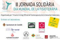 Ayuntamientos, Universidades y Onda Cero, colaboradores de la III Jornada Solidaria del ICOFCV a favor de las personas con autismo