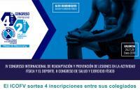 IV Congreso Internacional de Readaptación y Prevención de Lesiones en la Actividad Física y el Deporte
