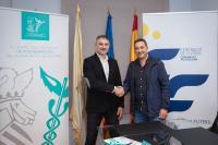 Convenio de colaboración con la Federación de Fútbol de la Comunidad Valenciana