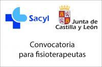 Sanidad de Castilla León convoca 14 plazas para fisioterapia