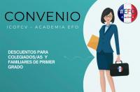 Nuevo convenio con el centro de enseñanza Eliana Francés Online