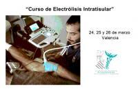 Próximo curso: Electrólisis Intratisular, del 24 al 26 de marzo - Colegio Fisioterapeutas