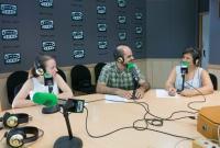 Podcast entrevista en Onda Cero sobre la VI Jornada Solidaria del ICOFCV y sobre cómo afecta la ELA y la importancia de la fisioterapia