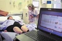 Eva Segura al frente del proyecto europeo GoodRENal para promover hábitos saludables en hemodiálisis