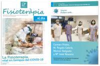 """Nuevo número de nuestra revista colegial FAD con el monográfico """"La Fisioterapia, vital en tiempos del COVID-19"""""""