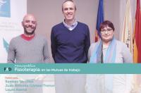 """La fisioterapia en las Mutuas de trabajo: """"Parlem amb…"""" tres destacados fisioterapeutas de este sector"""