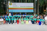 Celebrado el Acto de Graduación de Fisioterapia de la CEU-UCH en Elche