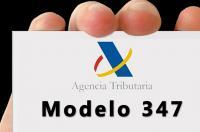 El ICOFCV recuerda a los colegiados la obligación de realizar la declaración de operaciones con terceras personas (modelo 347) este mes