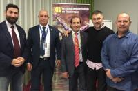 El ICOFCV estuvo en las XIV Jornadas Mediterráneas de Fisioterapia celebradas en Murcia