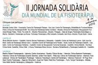 Más de 40 clínicas participan en la II Jornada Solidaria del ICOFCV que se celebra el próximo 8 de septiembre