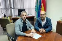 José Casaña toma posesión como nuevo secretario general del CGCFE