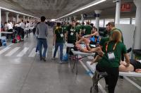La Maratón de Valencia ha vuelto a contar con un servicio de Fisioterapia coordinado por el ICOFCV
