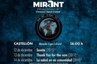 La Red Sanitaria Solidaria de Castellón presenta la I Mostra Itinerant de Cinema i Salut Global MIRANT