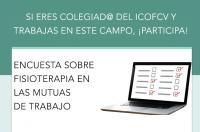 Encuesta sobre las Unidades de Fisioterapia en las Mutuas de Accidentes de Trabajo.  ICOFCV