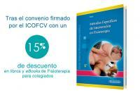 """""""Métodos Específicos de Intervención en Fisioterapia"""" (Panamericana), nuevo libro a disposición de los colegiados en la Biblioteca del ICOFCV"""