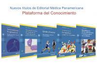 Disponibles 5 nuevos ebooks de Editorial Panamerica en la Plataforma del Conocimiento