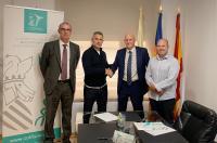 El ICOFCV firma un convenio con la entidad aseguradora Surne en beneficio de sus colegiados