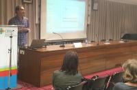 El ICOFCV informa a los estudiantes del CEU- UCH de los servicios colegiales
