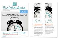 """Nuevo número de nuestra revista colegial FAD con el monográfico """"XX Aniversario del ICOFCV, un largo camino recorrido"""""""