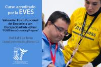 """Curso de Valoración Físico-funcional del deportista con discapacidad intelectual """"FUNFitness Screening Program"""""""